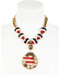Sonia Boyajian | Gypsy Sunset Gold Plated Necklace | Lyst
