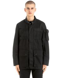 G-Star RAW - Ospak Auxilary Components Field Jacket - Lyst