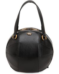 Gucci - Tifosa Leather Ball Bag - Lyst