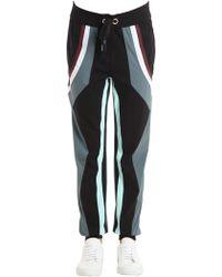 NO KA 'OI - Pana Microfiber Track Trousers - Lyst