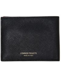 Common Projects - Embossed Leather Classic Wallet - Lyst