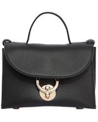Ferragamo - Mini Stella Leather Bag - Lyst