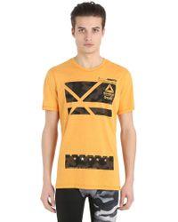 "Reebok - ""Camiseta Crossfit """"performance Blend"""""" - Lyst"
