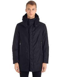 Peuterey | Piaza Sl Hooded Down Coat | Lyst