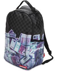 """Sprayground - Zaino """"euro Money Stacks"""" - Lyst"""
