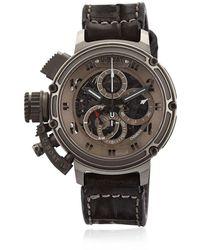 U-Boat - Limit.ed Chimera Tit Skeleton Watch - Lyst