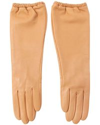 Aristide | Long Nappa Leather Gloves | Lyst