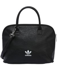 adidas Originals - Faux Leather Bowl Bag - Lyst