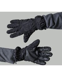 Stone Island - 92069 Nylon Metal Gloves - Lyst
