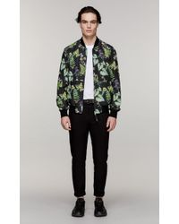 Mackage - Dimos-r Breathable Reversible Bomber-style Jacket With Print - Col619 - 36 - Lyst
