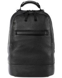 Mackage - Croydon Leather Backpack In Black - Lyst