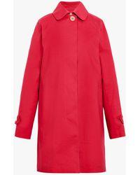 Mackintosh - Ruby Bonded Cotton Coat Lr-073d - Lyst