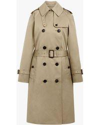 Mackintosh - Honey Cotton Trench Coat Lm-040fd - Lyst
