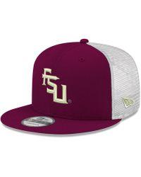 a719b171473aa KTZ Florida State Seminoles Tip Bucket Hat in Purple for Men - Lyst