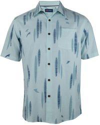 Cova - Longboard Printed Pocket Shirt - Lyst