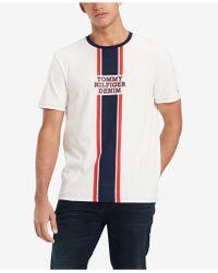 b76a5509f1a460 Lyst - Tommy Hilfiger Verona Graphic T-shirt