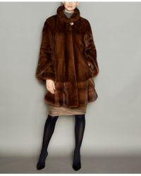 The Fur Vault - Mink Fur Coat - Lyst