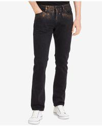 Calvin Klein Jeans - Men's Copper Bleached Jeans - Lyst