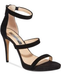 INC International Concepts - Sadiee Strappy Dress Sandals - Lyst