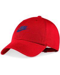 finest selection df68c 00841 Nike - Sportswear Futura Twill Hat - Lyst