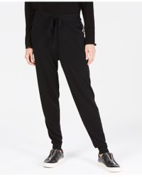 Charter Club - Striped Cashmere Jogger Pants, Created For Macy's - Lyst