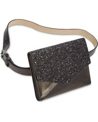 INC International Concepts - I.n.c. Glitter & Metallic Fanny Pack, Created For Macy's - Lyst