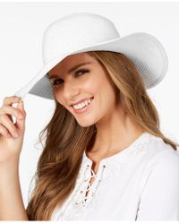 August Accessories - Forever Classic Floppy Hat - Lyst