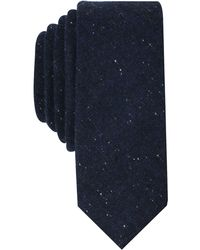 Original Penguin - Men's Fawne Donegal Skinny Tie - Lyst