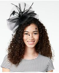 August Accessories - Opal Fascinator - Lyst