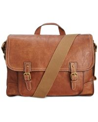 Patricia Nash - Men's Tuscan Leather Messenger - Lyst
