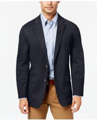 Tommy Hilfiger - Men's Slim-fit Solid Knit Sport Coat - Lyst