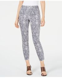 f7d54e914053 INC International Concepts - I.n.c. Animal-print Skinny Jeans, Created For  Macy's - Lyst
