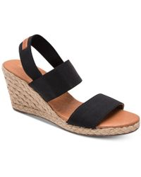 Andre Assous - Allison Wedge Sandals - Lyst