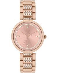 INC International Concepts | Pavé Bracelet Watch 32mm, Created For Macy's | Lyst
