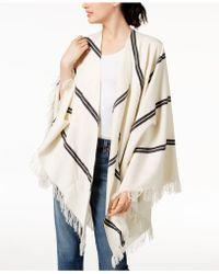 Eileen Fisher - Organic Cotton Poncho - Lyst