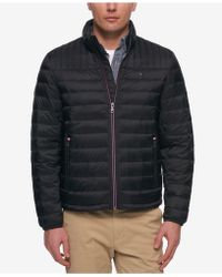 Tommy Hilfiger - Men's Packable Puffer Coat - Lyst