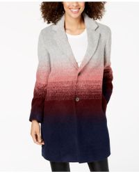 Marc New York - Belair Ombré Coat - Lyst