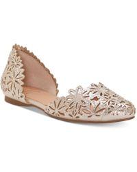 369e756badb89 Lyst - Women s INC International Concepts Flat sandals On Sale