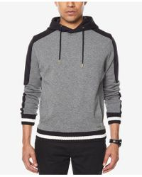 Sean John - Men's Colorblocked Hoodie - Lyst