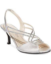 Caparros - Philomena Evening Sandals - Lyst
