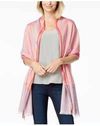 Echo - Off The Grid Cotton Wrap - Lyst
