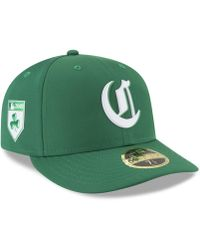 KTZ - Cincinnati Reds St. Patty's Day Pro Light Low Crown 59fifty Fitted Cap - Lyst