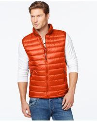 32 Degrees - Packable Down Vest - Lyst