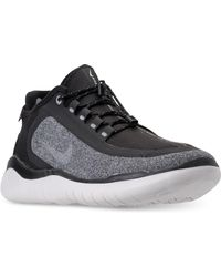 f09d91f2b2628 Lyst - Nike Men s Free Flyknit 4.0 Running Sneakers From Finish Line ...