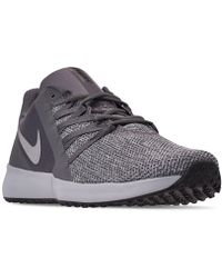 5f9246790c3 Nike - Varsity Compete Trainer Training Sneakers From Finish Line - Lyst
