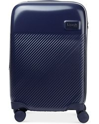 """Lipault - Dazzling Plume 20"""" Expandable Hardside Carry-on Spinner Suitcase - Lyst"""