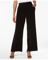 Nine West - Pull-on Wide-leg Pants - Lyst