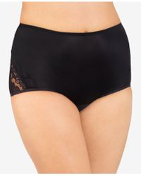 Vanity Fair - Perfectly Yours Lace Nouveau Nylon 13-001 - Lyst