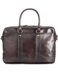 Patricia Nash Men's Leather Venezia Briefcase