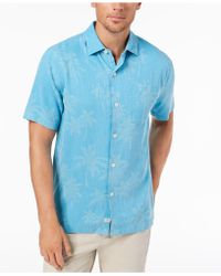 Tommy Bahama - Digital Palms Shirt - Lyst